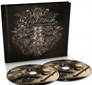 "Płyta 2CD NIGHTWISH ""Endless Forms Most Beautiful"" DIGIBOOK - 2015'"