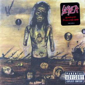 "Płyta CD SLAYER ""Christ Illusion"" - 2006'"