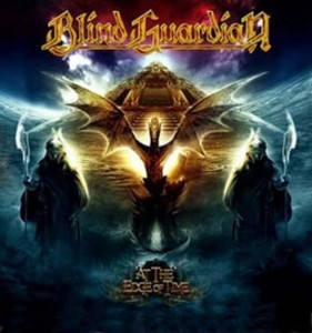 "Płyta 2CD BLIND GUARDIAN ""At The Edge Of Time"" DELUXE - 2013'"