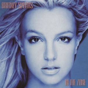 "Płyta CD BRITNEY SPEARS ""In The Zone"" - 2003'"