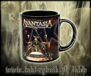 "Kubek AVANTASIA ""The Flying Opera"""