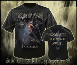 "Koszulka CRADLE OF FILTH ""Exquisite Torments Await..."" imp."