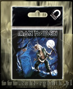 "Magnes IRON MAIDEN ""Reincarnation Of Benjamin Breeg"""