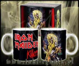"Kubek IRON MAIDEN ""Killers"" 2"