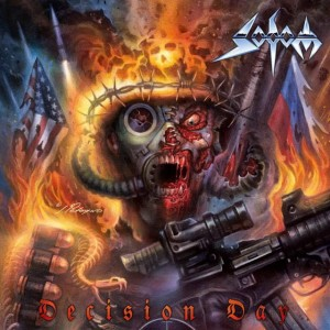 "Płyta CD SODOM ""Decision Day"" DIGIPACK - 2016'"