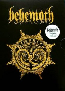 "Płyta 2CD BEHEMOTH ""Demonica"" DIGIBOOK - 2006'"