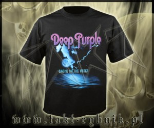 "Koszulka DEEP PURPLE ""Smoke On The Water"" imp."