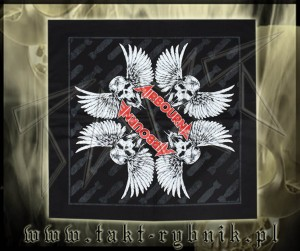 "Bandamka AIRBOURNE ""Winged Skull"""