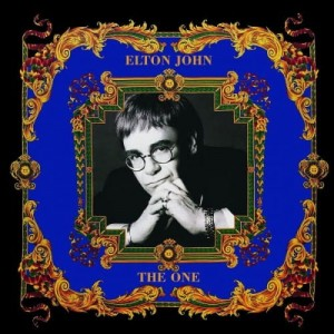 "Płyta CD ELTON JOHN ""The One"" - 1992'"