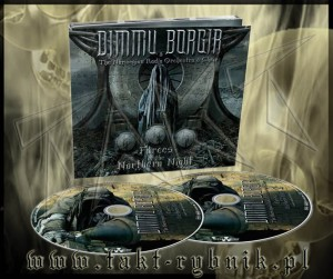"Płyta 2CD DIMMU BORGIR ""Forces Of The Northern Night"" DIGIPACK - 2017'"