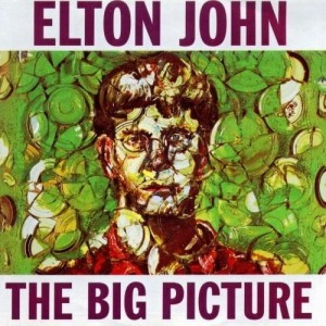 "Płyta CD ELTON JOHN ""The Big Picture"" - 1995'"