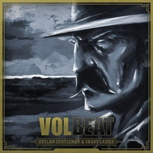 "Płyta CD VOLBEAT ""Outlaw Gentleman And Shady Ladies"" - 2013'"
