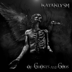 "Płyta CD KATAKLYSM ""Of Ghosts And Gods"" DIGIPACK - 2015'"