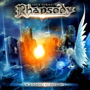 "Płyta CD+DVD RHAPSODY ""Ascending To Infinity"" DIGIPACK - 2012'"