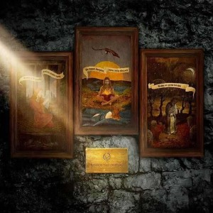 "Płyta CD OPETH ""Pale Communion"" - 2014'"