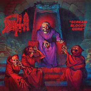 "Płyta 2CD DEATH ""Scream Bloody Gore"" REEDYCJA - 2016'"
