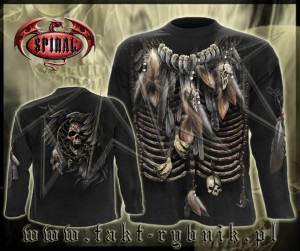 Longsleeve NATIVE SPIRIT imp. ALL PRINT