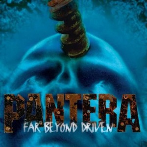 "Płyta CD PANTERA ""Far Beyond Driven"" - 2014'"