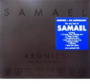 "Płyta CD SAMAEL""The Very Best Of""-2007'"