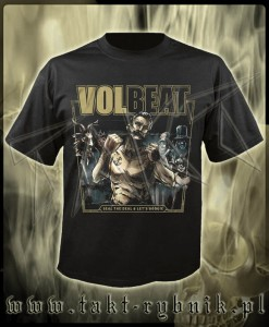 "Koszulka VOLBEAT ""Seal The Deal & Let's Boogie"" 1 imp."