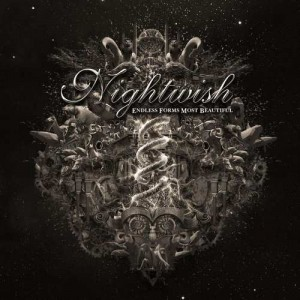 "Płyta CD NIGHTWISH ""Endless Forms Most Beautiful"" - 2015'"