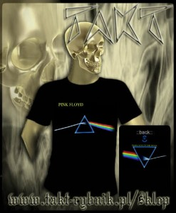 "Koszulka PINK FLOYD ""The Dark Side Of The Moon"" 1 imp."