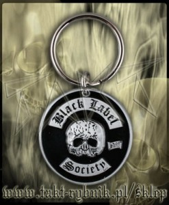 "Brelok BLACK LABEL SOCIETY ""Brewality"""
