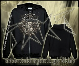 "Bluza na zamek NIGHTWISH ""Endless Form Most Beautiful"" imp."