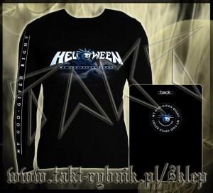 "Longsleeve HELLOWEEN ""My God Given Right"" imp."