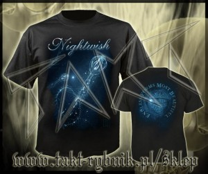 "Koszulka NIGHTWISH ""Deep Sea Creature"" imp."