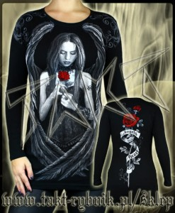 Tunika / longsleeve ANGELS HEART all print