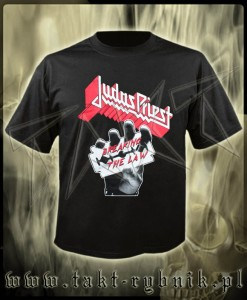 "Koszulka JUDAS PRIEST ""Breaking The Law"" imp."