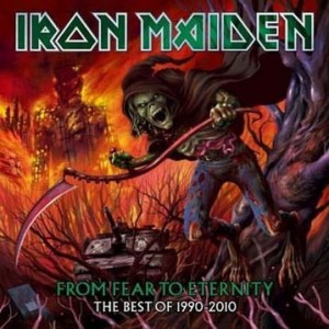 "Płyta 2CD IRON MAIDEN ""From Fear To Eternity"" - 2011'"