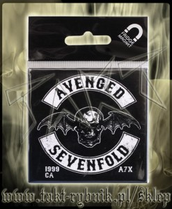 "Magnes AVENGED SEVENFOLD ""Death Bat"""