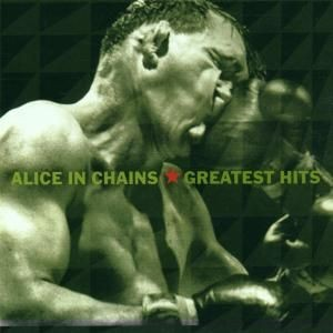 "Płyta CD ALICE IN CHAINS ""Greatest Hits"" - 2001'"