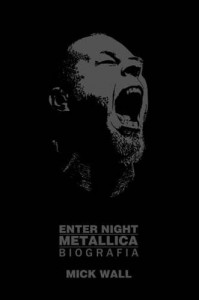 "Książka METALLICA ""Enter Night"""