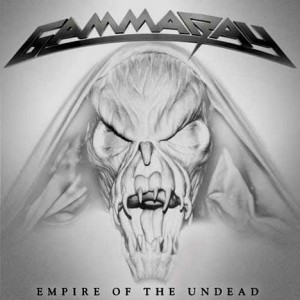 "Płyta  CD+DVD GAMMARAY ""Empire Of The Undead"" DIGIPACK - 2014'"