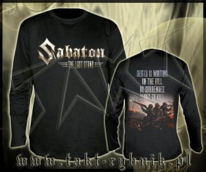 "Longsleeve SABATON ""Shoot To Kill"" imp."