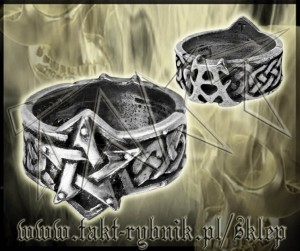 Pierścień Alchemy CELTIC THEURGY RING