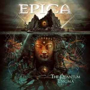 "Płyta 2CD EPICA ""The Quantum Enigma"" Limited edition."