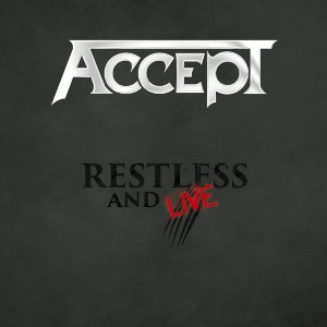 "Płyta 2CD ACCEPT ""Restless And Live Blind Rage"" DIGIPACK - 2017'"