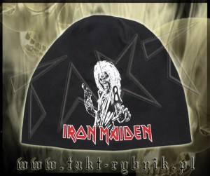 "Czapka IRON MAIDEN ""Killers"""