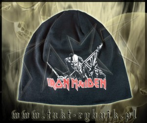 "Czapka IRON MAIDEN ""The Trooper"" 02"