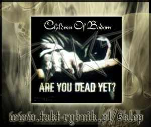 "Naklejka CHILDREN OF BODOM ""Are You Dead Yet?"""