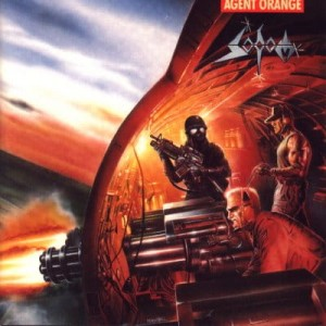"Płyta CD SODOM ""Agent Orange"" - 1989'"