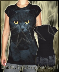 Tunika CAT 02 all print