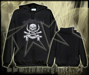 "Bluza kangurek MOTORHEAD ""March Or Die"" imp."