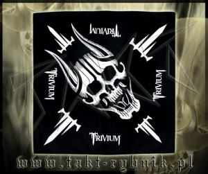 "Bandamka TRIVIUM ""Screaming Skull"""