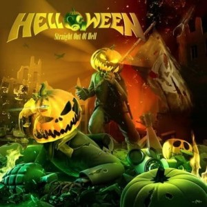 "Płyta CD HELLOWEEN ""Straight Out Of Hell"" - 2012'"