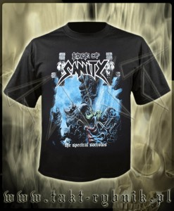 "Koszulka EDGE OF SANITY ""The Spectral Sorrows"" imp."